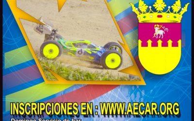 21 y 22 de Enero - Segunda prueba puntuable Campeonato del Levante 1/8 TT Eco