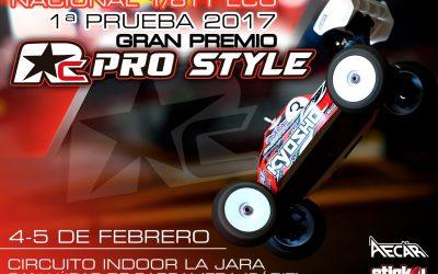 4 y 5 de Febrero - Primera prueba Nacional 1/8 TT Eco en La Jara. GP RC Pro Style