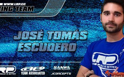 Nuevo fichaje para el Team LRP, Jose Tomás Escudero