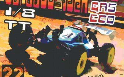 22 de Enero - Comienza el Campeonato de Cordoba-Jaen 1/8 TT Gas 2017