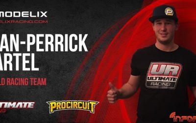 Modelix Racing ficha a Jean Pierrick Sartel