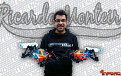 Ricardo Monteiro ficha por Tekno RC