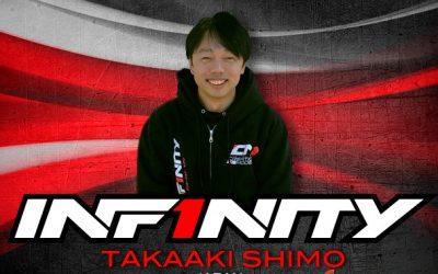 Inf1nity ficha a Takaaki Shimo