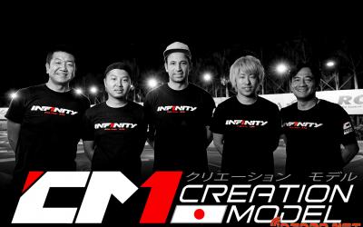 Creation Model anuncia su programa EP