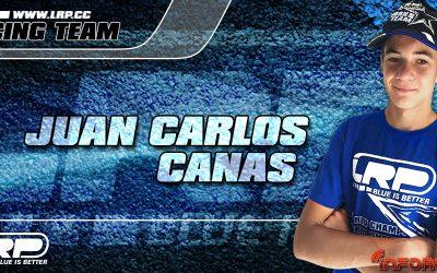 Juan Carlos Canas se une a LRP