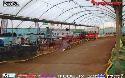 ¡Comienza el Campeonato de España 1/8 TT Eléctrico en La Jara! Primeras fotos y tiempos en directo