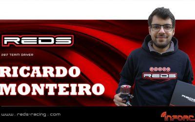 Ricardo Monteiro ficha por REDS Racing