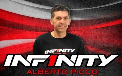Alberto Picco, creador de los motores Picco, ficha por Team Infinity