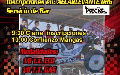 26 de Febrero - Cuarta prueba Campeonato Provincial de Castellón, electrico, nitro y 1/10