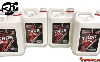 Thor, el nuevo combustible de RC Concept, ya disponible en Divermodel