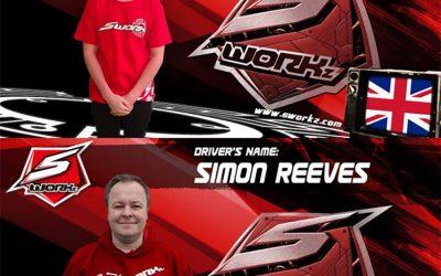 El equipo SWorkz UK ficha a Simon Reeves y continúa con Lewis Beach