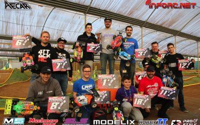 Campeonato de España 1/8 TT Eléctrico - Resultados finales