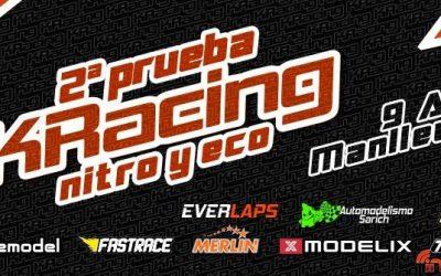 9 de Abril - Segunda prueba K Racing nitro y eléctrico