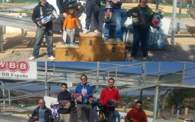 Resultados - Cuarta prueba provincial de Castellón 1/8 TT Eléctrico