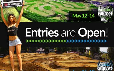 Inscripciones abiertas para las Nordic y Euro Contests