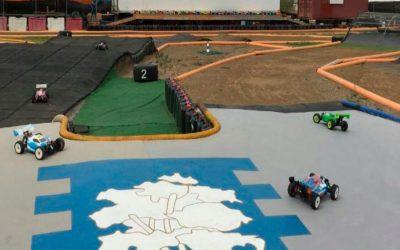 19 de Marzo - Segunda prueba del Campeonato de Málaga 1/8 TT Gas 2017 en Club Algarrobo