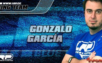 Gonzalo Garcia se incorpora al Team LRP