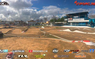 Campeonato de España A 1/8 TT Lebrija - Aplazada toda la carrera al Domingo. Horarios para mañana.