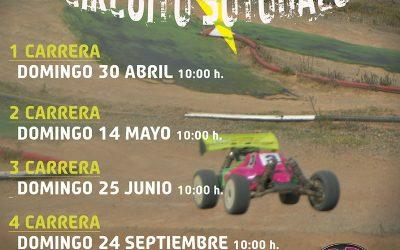 Calendario - Primer Open Merlin 1/8TT eléctrico La Rioja