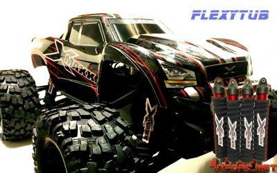 Nuevo FlexyTub con logo Xmaxx