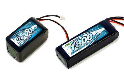 Modelspain - Nuevas baterías para receptor de Muchmore Racing, LiFe y LiPo