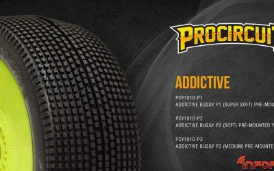 Addictive, el nuevo modelo de la gama ProCircuit