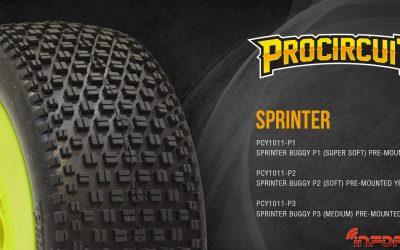 Sprinter, el nuevo modelo de la renovada gama ProCircuit