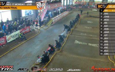 Video - Final nitro Neo 17 comentada en español por Miguel Zambrana y Robert Batlle