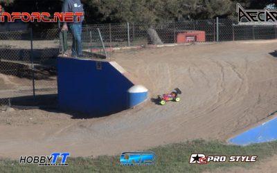 Video - Q4 con Robert Batlle y Bryan Baldo, ambos poleman hasta el momento. Nacional 1/8 TT Eléctrico Silla.