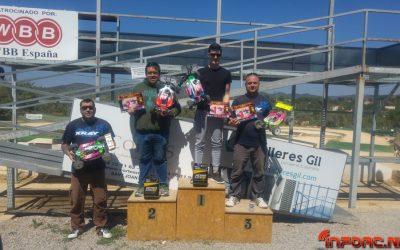 Resultados - Sexta prueba provincial Castellón 1/8 TT Gas y eléctrico