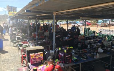 ¡Comienza el Nacional B 1/8 TT Gas 2017 en La Nucia! Tiempos en directo y toma de contacto
