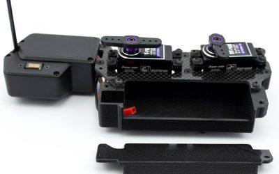 Ultimate Racing presenta su caja para baterías de receptor de Mugen MBX7R