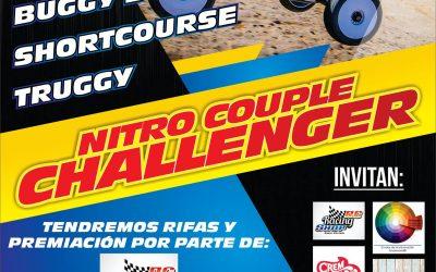 Colombia - 3 y 4 de Junio, Nitro Couple Challenger en la pista de Bima Racing Track