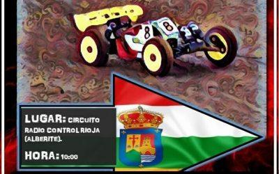 28 de Mayo - Primera carrera 1/8tt electrico circuito de Alberite