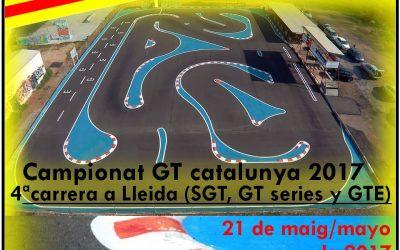 21 de Mayo - Cuarta carrera Cataluña GT