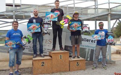 Cronica - segunda prueba campeonato levante 1/8 tt eco