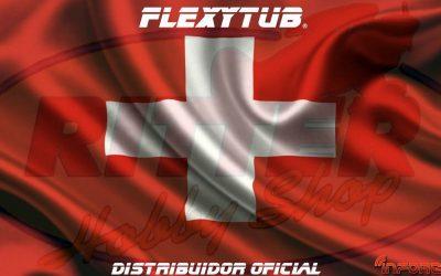 Flexytub continúa creciendo y confirma un distribuidor en Suiza