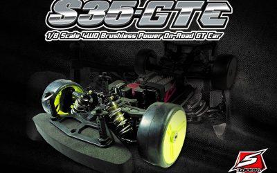 Teaser del SWorkz S35-GTE, el nuevo GT de SWorkz