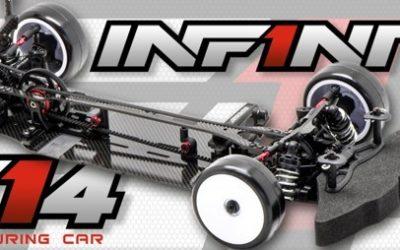 Nuevo IF14 de Infinity, distribuido por Bumpers