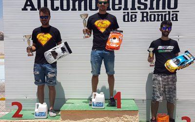 Victor Pelaez gana la segunda prueba del Campeonato de España 1/10 Touring Gas