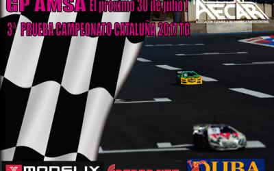 30 de Julio - Tercera prueba Camp. de Cataluña 1/10 Touring gas