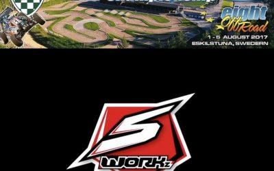 SWorkz y TPro darán soporte de fábrica en el Campeonato de Europa en Suecia