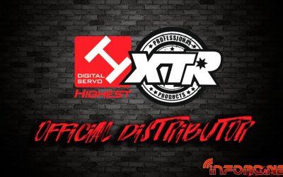 XTR Racing, nuevo distribuidor de servos Highest para España y Portugal