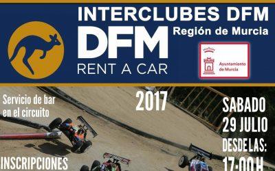 28 de Julio - Interclubs DFM en San Pedro del Pinatar