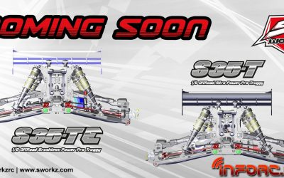 SWorkz prepara su nuevo truggy S35-T y S35-TE