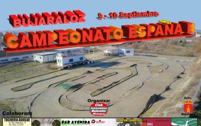 9 y 10 de Septiembre - Tercera prueba Campeonato de España B en Bujaraloz