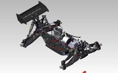 SWorkz presenta las primeras imágenes de su truggy S35-3T