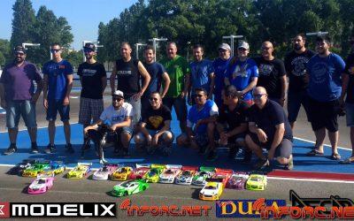 Crónica - Gran Premio de AMSA, Campeonato de Cataluña Touring gas 200mm