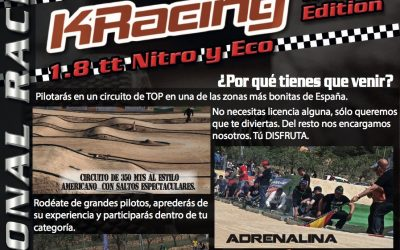 KRacing Winter Edition La Nucia - Dossier