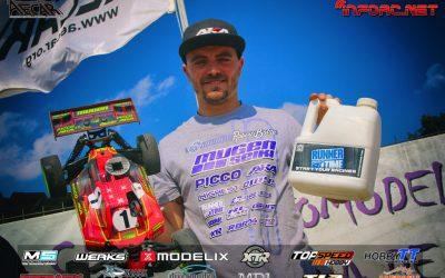 Robert Batlle gana la tercera prueba del Campeonato de España en Santa Perpetua.
